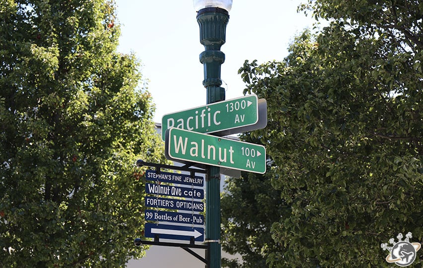 Le centre-ville de Santa Cruz en Cali