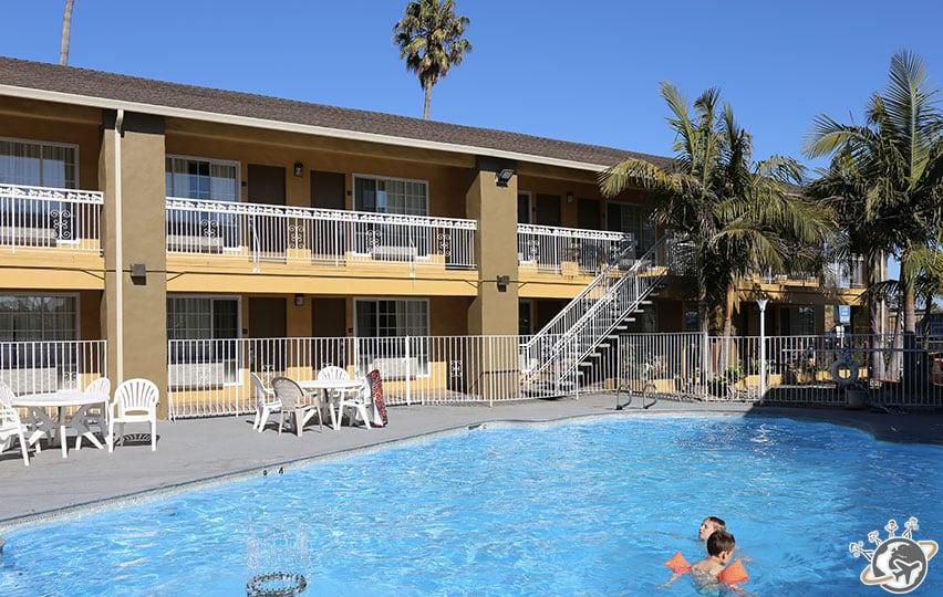 Le motel de Santa Cruz en Cali