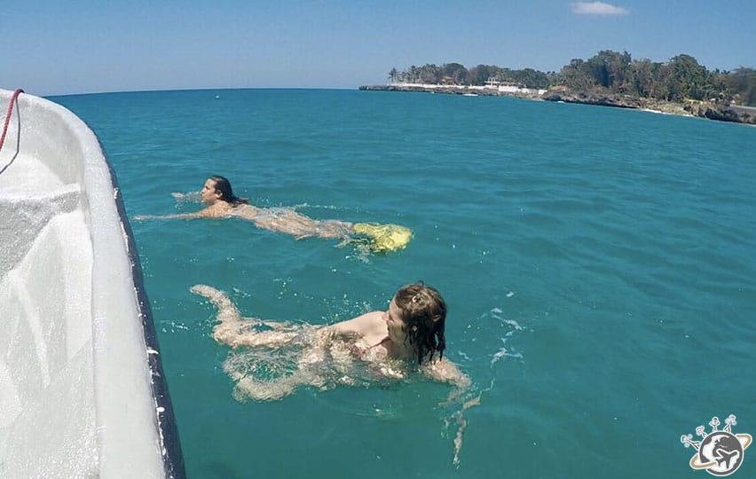 Snorkeling à Sosua, Puerto Plata