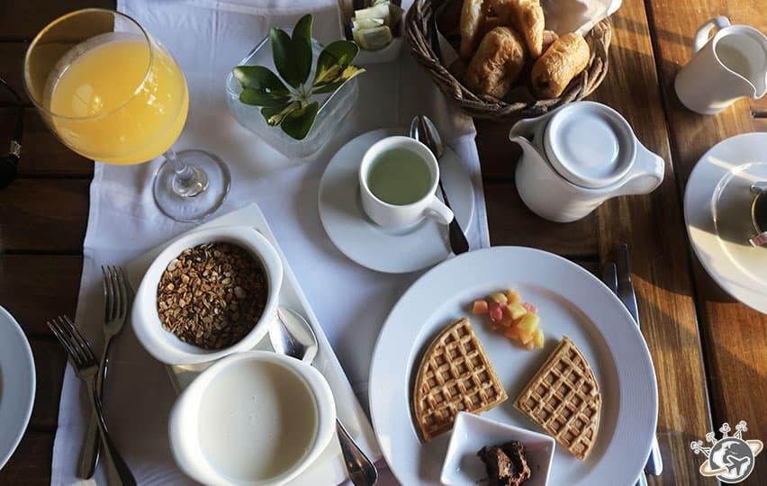 le petit déjeuner du Sublime Samana à Samana en République dominicaine