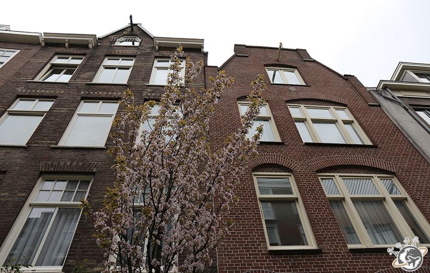 Notre appartement à Amsterdam, Utrechtsedwarstraat 21 !